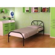 Кровать металлическая Релакс