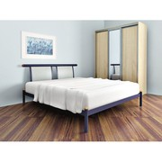 Кровать металлическая Сиера