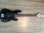 продам fender precision bass + SEYMOUR DUNCAN SPB-3