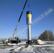 Изготовление и монтаж водонапорных башен,  Водонапорные башни ВБР