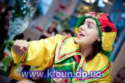 Клоуны на детский день рождения в Днепропетровске