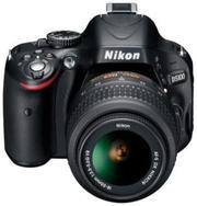 Фотокамера зеркальная,  NIKON D5100 KIT 18-55 VR