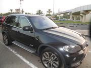BMW X 5 Черный цвет 2010 модель .. полный вариант..