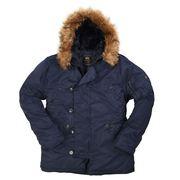 Мужские куртки Аляска Alpha Industries (USA)