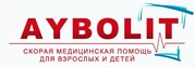 Айболит  - перевозка больного из Днепропетровска в Запорожье,  во Львов