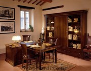 Классическая кабинетная мебель для президентских апартаментов DUCA