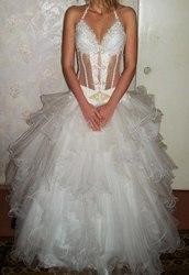 Свадебное платье,  Виктория Карандашева