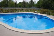 Весенний запуск бассейнов,  расконсервация