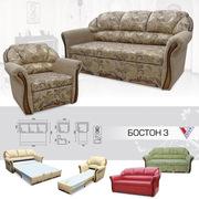 Мягкая мебель любых размеров от производителя Вика