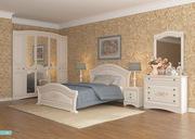 Спальни поэлементная комплектация от производителя Сокме