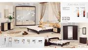 Спальни любых размеров от производителя Комфорт Мебель