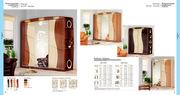 Шкафы-купе любых размеров от производителя Комфорт Мебель
