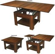 Столы-трансформеры - экономно,  выгодно и практично! скидка 20%!