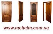 Межкомнатные двери под заказ,  изготовление мебели
