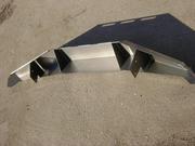 Бампер стальной  усиленый передний и задний для SUZUKI