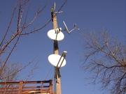 антенны спутниковые без абонплаты