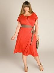 Пошив женской одежды больших размеров.