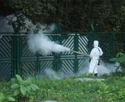 Обработка от комаров,  клещей