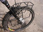 Багажник велосипедный передний