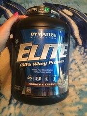 Спортивное питание  Dymatize Nutrition Elite Whey Protein