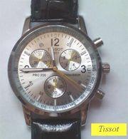 Часы мужские Tissot T-Sport PRC200 серебристый цифербрат