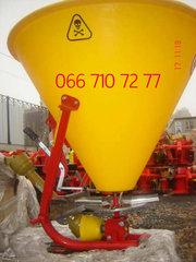 Разбрасыватель для минеральных удобрений МВУ-0.5