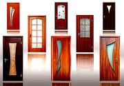 Двери межкомнатные продажа установка