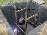 Устройство фундамента под водонапорную башню Рожновского ВБР