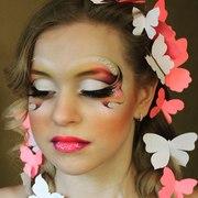 Школа Макияжа,  обучение макияжу
