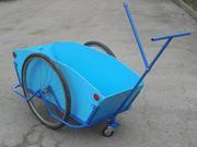 Грузовая тележка,  велоприцеп универсальный Везун-4 СГ