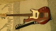 Продам бас-гитару CORT GB34A (WS)