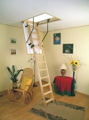 Чердачная лестница Oman