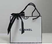 Бумажные Пакеты подарочные Шанель Chanel  оптом от 3-хшт 16грн
