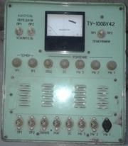 Продам ламповый усилитель  ТУ-100