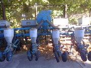 Сеялка УПС-6(вентиляторная) с транспортным и удобрениями