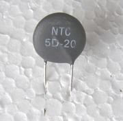 Продам термисторы NTC 5R 7A D=20mm (5D-20)
