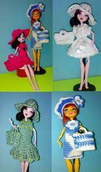 Наряд для кукол Monster High