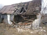 Снос построек и старых частных домов в Днепропетровске (вручную)