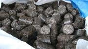 Топливные брикеты из лузги подсолнечника
