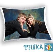 Печать на фото или любого изображения подушках Днепродзержинск
