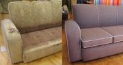 Перетяжка и ремонт мягкой мебели Никополь