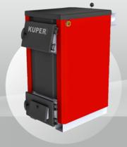 Kuper15 котел работающий на всех видах твердого топлива