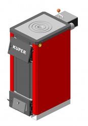 KUPER18П стальной котел с чугунной поверхностью для приготовления пищи