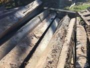 опоры бетонные под ригеля- 6м 8м 9м б/у