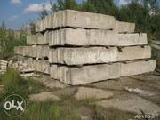 продам фундаментные блоки - 30 40 50 б/у