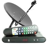Спутниковое ТВ без абонплаты: установка,  настройка,  обслуживание.