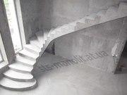 Лестницы бетонные монолитные Днепропетровск