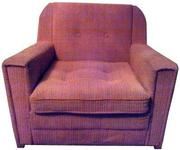 Кресло мягкое под перетяжку Б.У.