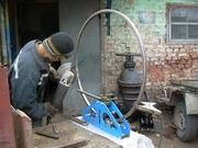Трубогиб прокатный роликовый ручной ТПРР-1