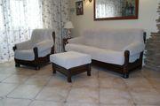 Итальянский комплект мягкой мебели для гостиной